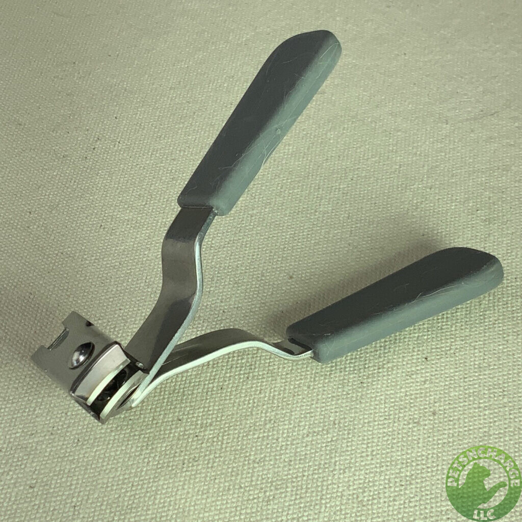 Human toe nail type clippers